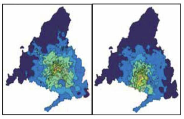 IMaFa - Isochrone Maps to Facilities