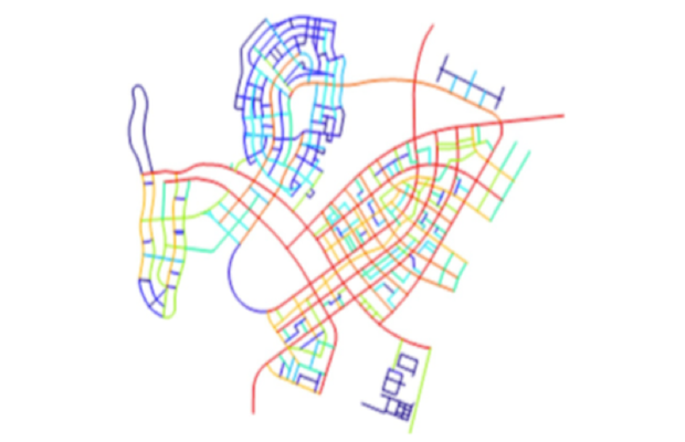 MoSC – Measures of Street Connectivity – Spatialist Lines
