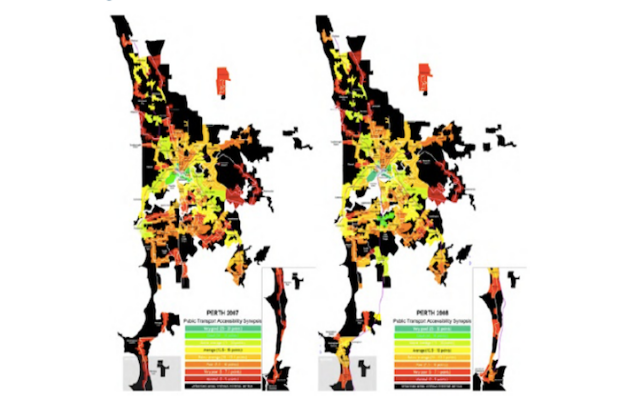 SNAMUTS - Spatial Network Analysis for Multimodal Urban Transport Systems